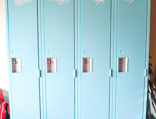 Before & After – Lockers
