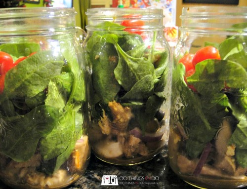 Mason Jar Salads – Jennifer Johal's Kitchen