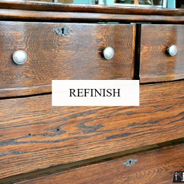 Refinish sidebar