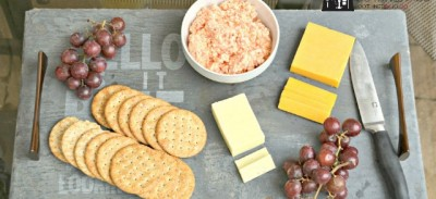 DIY Slate Cheese board