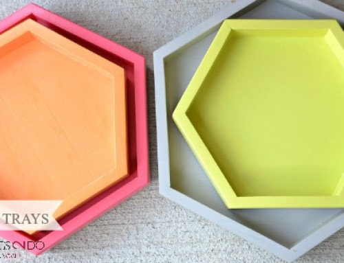 DIY Decorative Trays