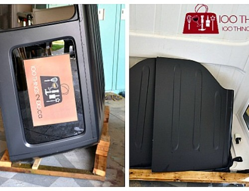 Jeep Hardtop Storage – DIY Dolly