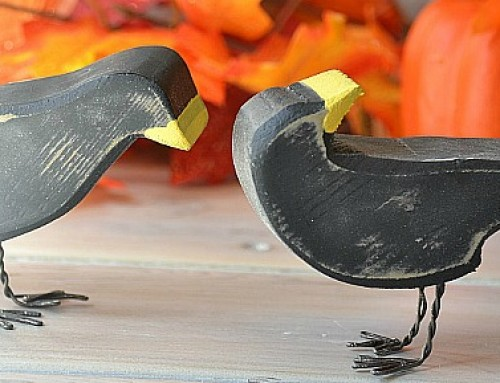 Scrap Wood Crows – Rockwell Bladerunner