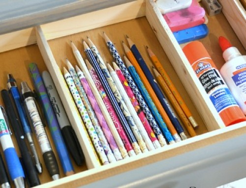 Free and Easy Drawer Dividers