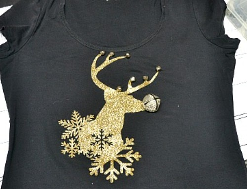 Ugly Christmas Sweaters – or rather t-shirts