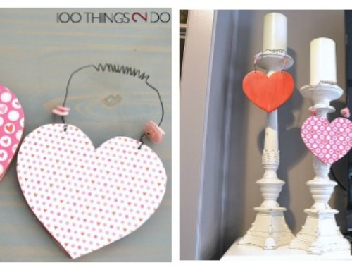 Easy Heart Decorations