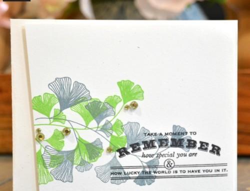 Clean & Simple cards – Harvest Berries