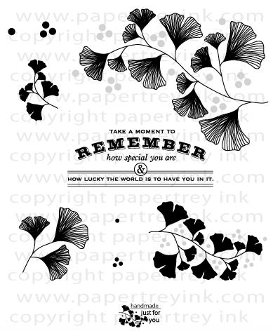 Harvest Berries, Papertrey Ink, stamp set