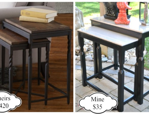 DIY Nesting Tables – My ReStore Build