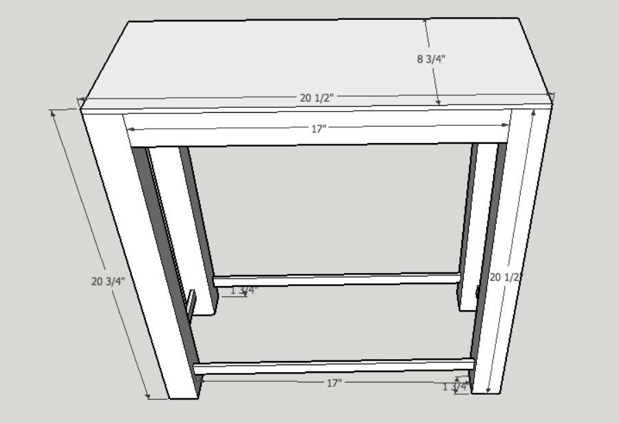 Nesting tables, Nesting table plans, DIY Nesting tables, build your own nesting tables, patio table