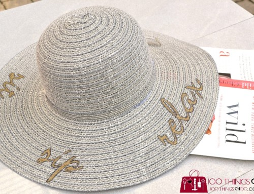 Mother's Day Gift Idea – Custom Sun Hat