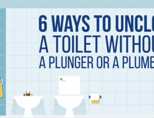 How to Unclog a Toilet (without a plunger)