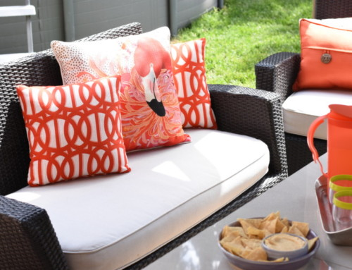 Patio Makeover – Sweet William Sewing Style