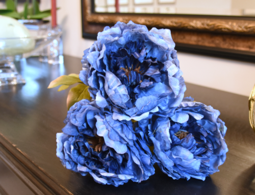 Artificial Flowers – yea, nay or meh?