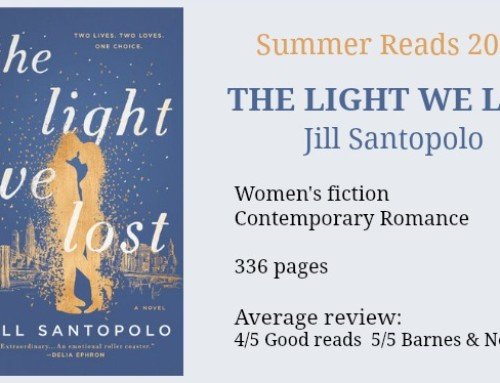 The Light We Lost – Jill Santopolo