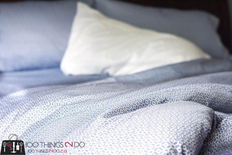 Easy sew duvet cover, duvet cover, flat sheet duvet cover, make your own duvet cover, comforter cover