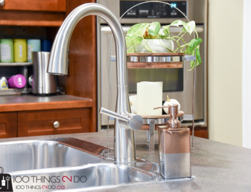 Choosing a kitchen faucet – go hands-free!