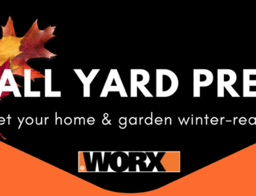 Fall Yardwork Checklist- prep now for gorgeous results in Spring