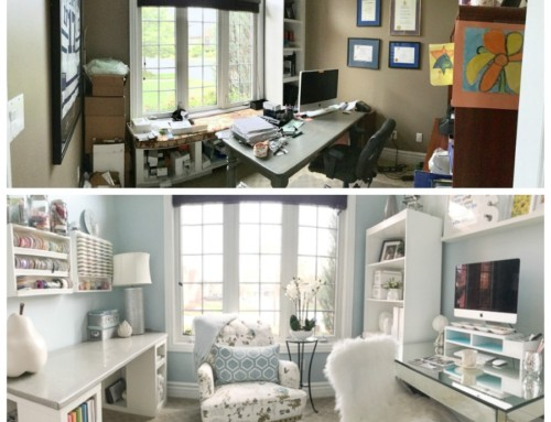 One Room Challenge – the FINAL REVEAL!