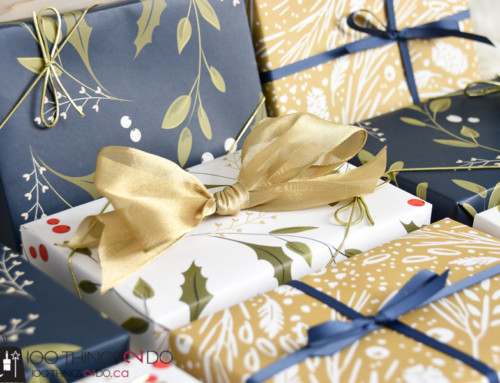 Christmas cards (and wrap) in a click!