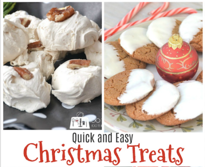 Quick and easy Christmas treats, Christmas baking, Holiday baking