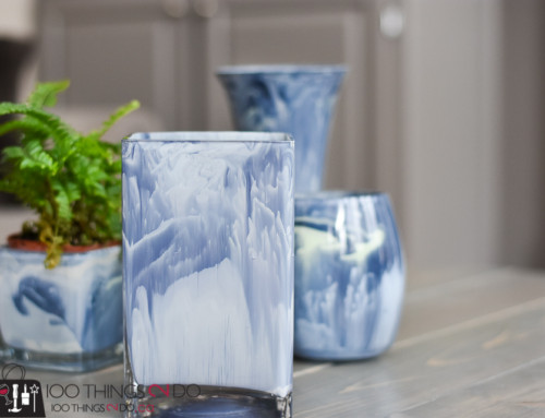Painted Vases for Home Decor