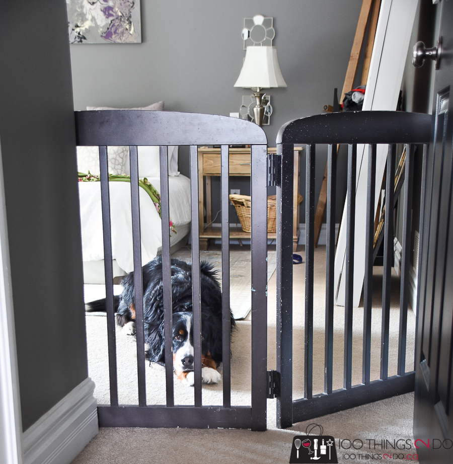 13 Diy Dog Gate Ideas: Free-Standing Pet Gate