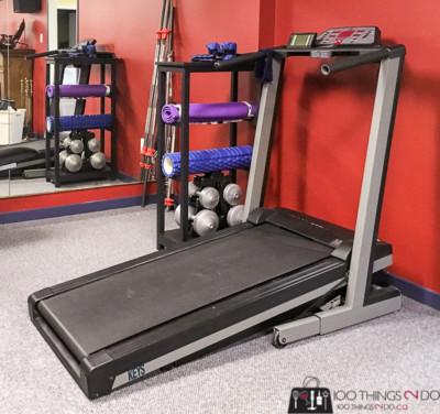 Yoga mat storage, yoga mat rack, home gym organization, home gym essential, gym organization