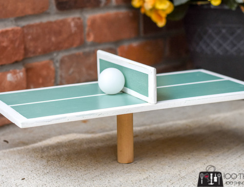 One-Man Ping-Pong