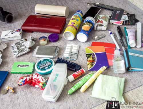 Organizing Your Purse