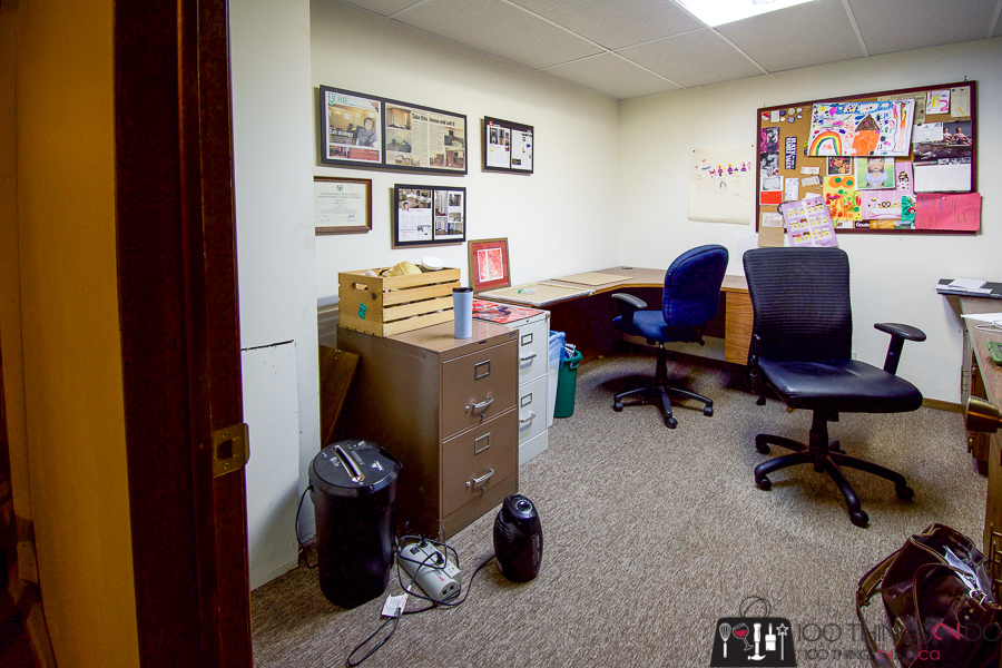 Basement office makeover, One Room Challenge Fall 2018, One Room Challenge, basement office