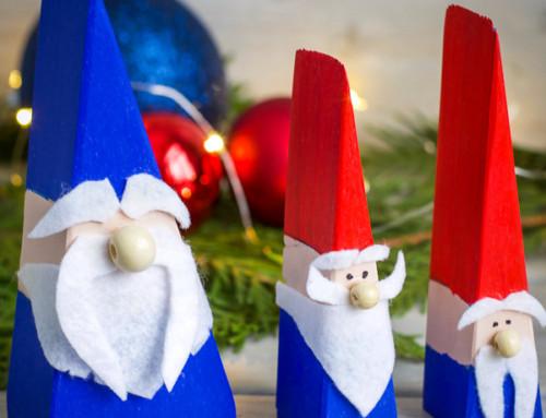 Scrap Wood Gnomes