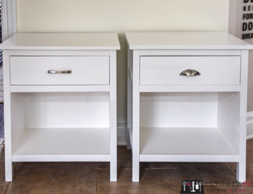DIY Nightstands from Rogue Engineer