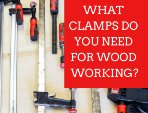 What clamps do you need for woodworking?
