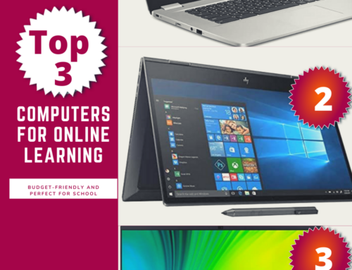 Best Computers for Online Learning