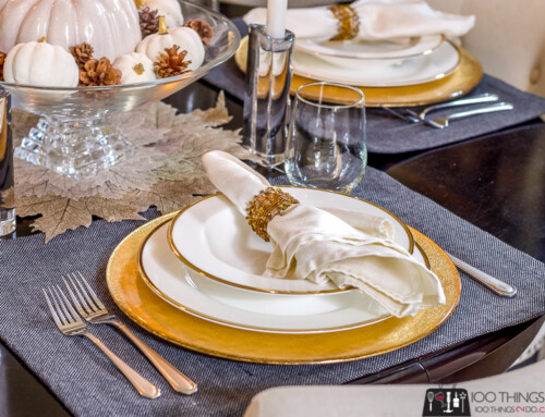 Fall Dining Room – Part II of the Autumn home tour