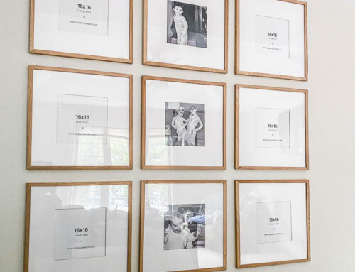 How to make and hang a quick, easy, and inexpensive gallery wall
