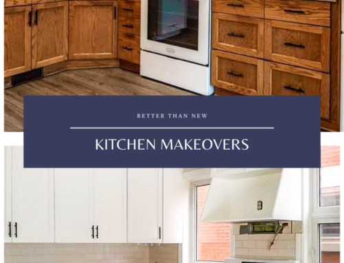 Kitchen Makeovers – before and afters
