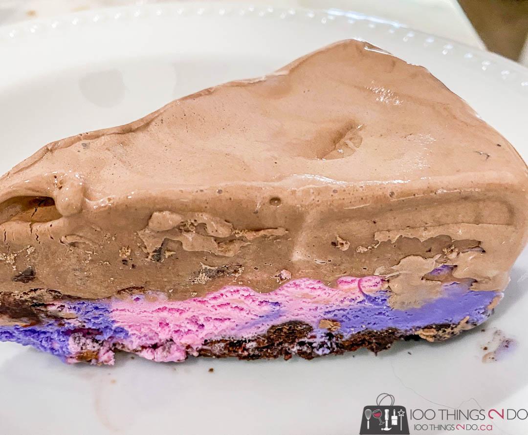 How to make an ice cream cake, ice cream cake, homemade ice cream cake