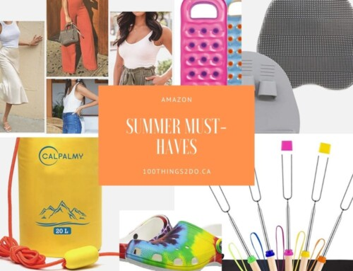 Amazon Summer must-haves